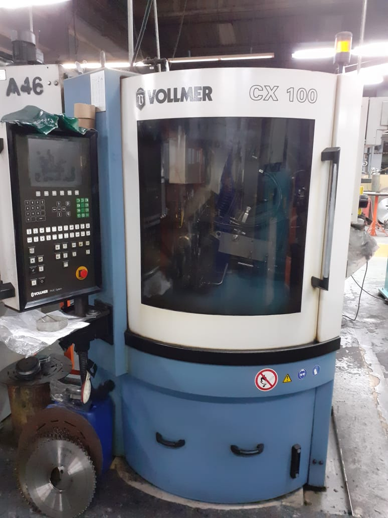 Vollmer CNC for TCT grinding machine